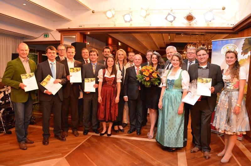 Alexander Laible blandt Top 10 Riesling producenter i Durbach, Ortenau med årgang 2013 | vinbutikken.dk
