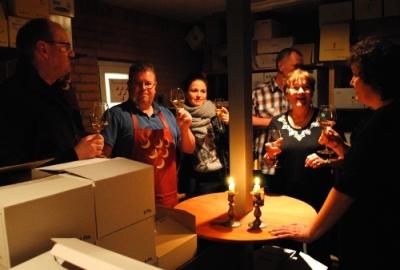 Vinbutikken.dk Kælder Vinsmagning Lørdag 2. Maj 2015