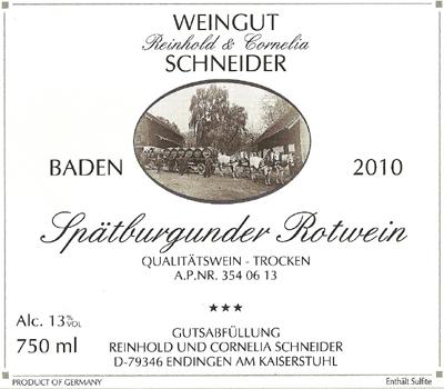 Nye Vine i Vinbutikken.dk fra Weingut R&C Schneider